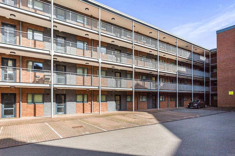 1 Bedroom Flat for sale in Adelaide Lane, Sheffield, S3