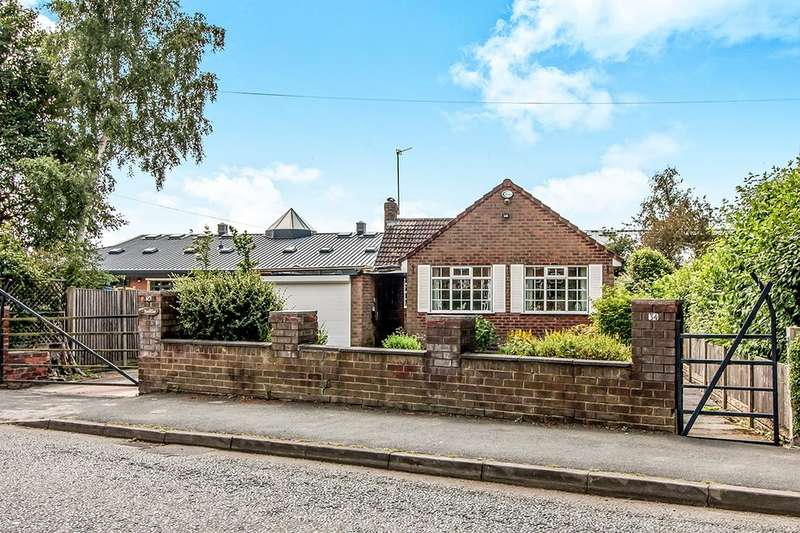 3 Bedrooms Detached Bungalow for sale in Wythenshawe Road, Sale, M33