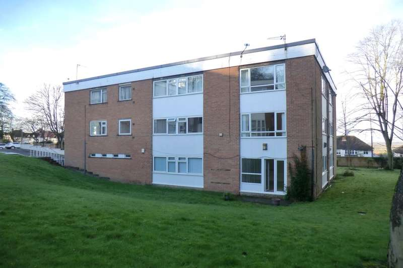 2 Bedrooms Flat for sale in Rosehill Court, Liverpool, L25
