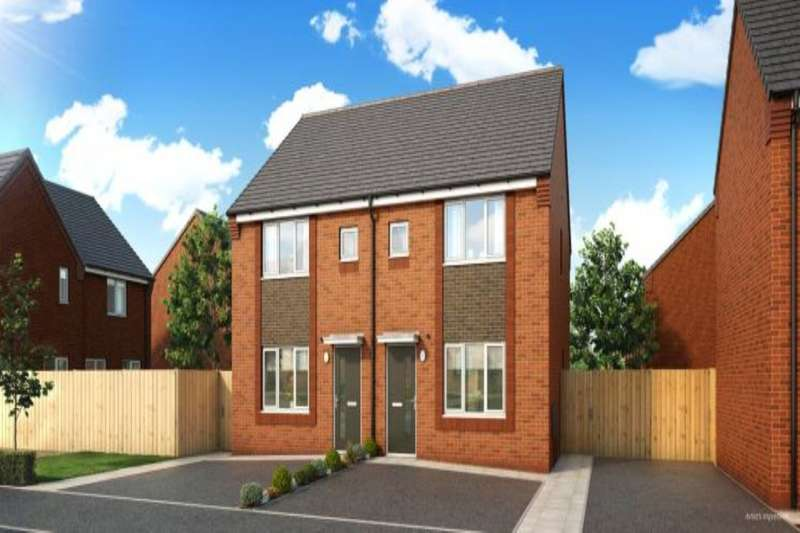 3 Bedrooms Semi Detached House for sale in The Leathley Central Avenue, Liverpool, L24