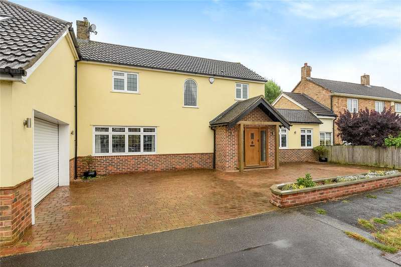 4 Bedrooms Detached House for sale in Garners Road, Chalfont St. Peter, Gerrards Cross, Buckinghamshire, SL9