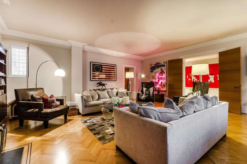 2 Bedrooms Maisonette Flat for sale in Collingham Road, South Kensington, SW5