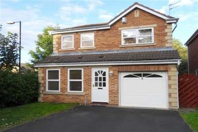 4 Bedrooms Detached House for rent in Princes Meadow, Gosforth