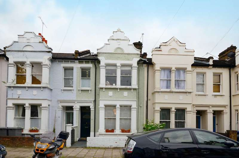 4 Bedrooms Terraced House for sale in Charteris Road, Queen's Park, NW6