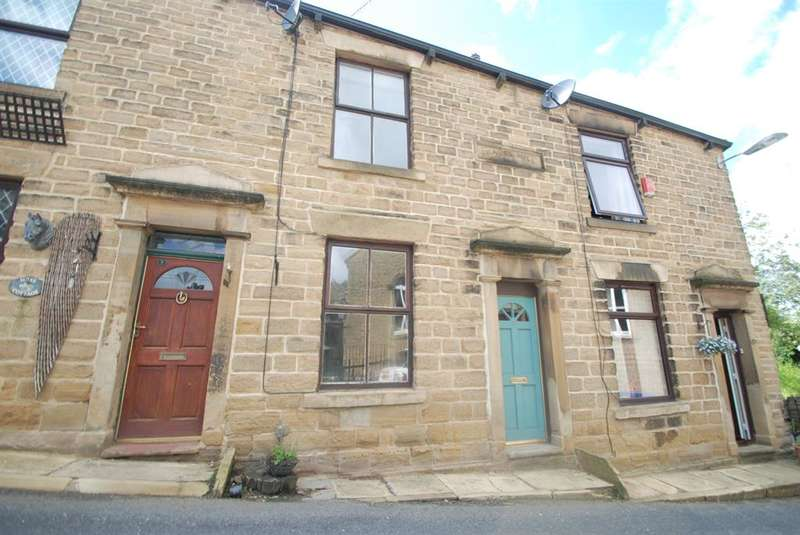 2 Bedrooms Terraced House for sale in Stoneswood Road, Delph, Oldham, OL3 5DY