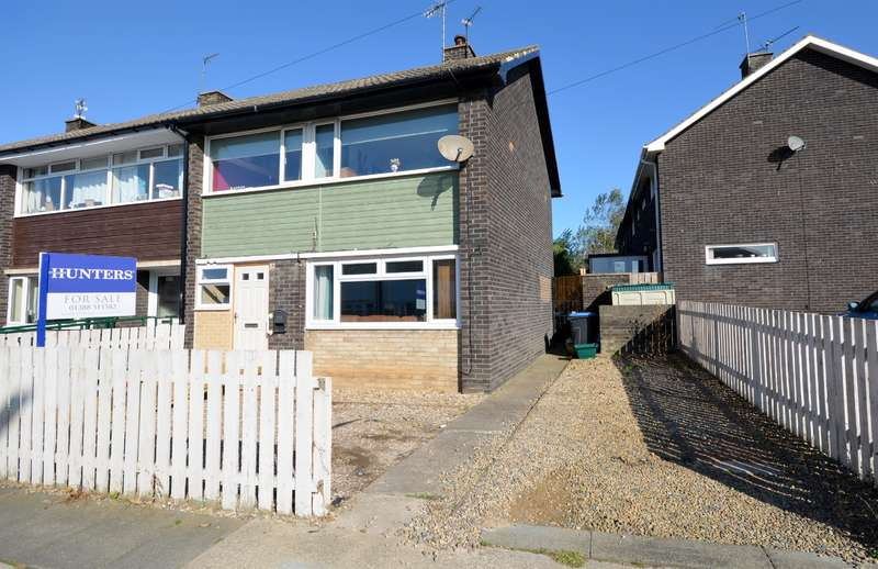 3 Bedrooms Semi Detached House for sale in Bek Road, Durham, DH1 5LH