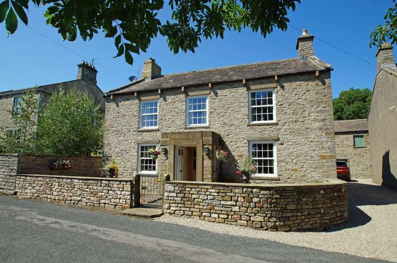 3 Bedrooms Detached House for sale in Well View House, Aysgarth, Leyburn, DL8 3AB