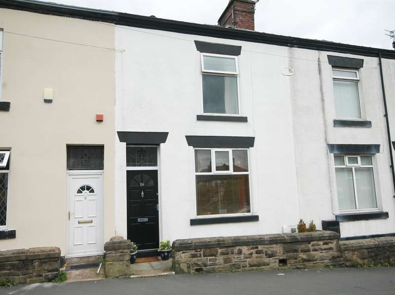 2 Bedrooms Terraced House for sale in Markland Hill, Bolton, BL1 5EJ