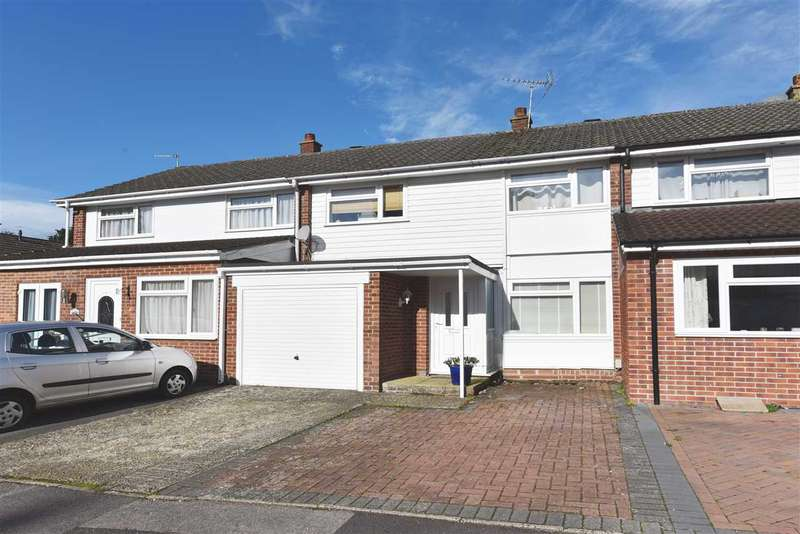 3 Bedrooms Terraced House for sale in EASTBROOK CLOSE, PARK GATE