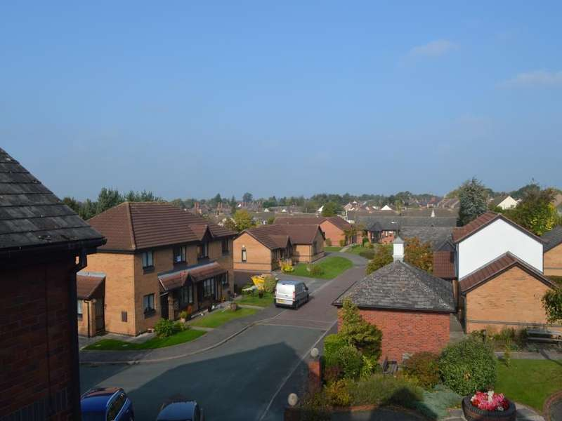 1 Bedroom Flat for sale in Cedar House Round Hill Meadow, Great Boughton, Chester, CH3