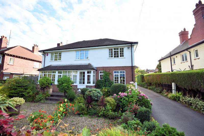 4 Bedrooms Detached House for sale in Stepney Drive, Scarborough, North Yorkshire YO12 5DH