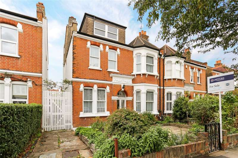 6 Bedrooms Semi Detached House for sale in Sherborne Gardens, Ealing, W13