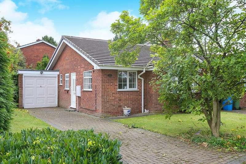 2 Bedrooms Detached Bungalow for sale in Richmond Drive, Perton, Wolverhampton, WV6