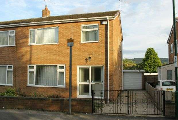 3 Bedrooms Semi Detached House for sale in Wilken Crescent, Guisborough