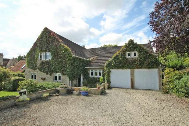 4 Bedrooms Detached House for sale in Rectory Lodge, Upton Scudamore, Wiltshire
