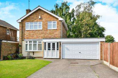 3 Bedrooms Detached House for sale in Durham Close, Mansfield Woodhouse, Mansfield, Nottinghamshire