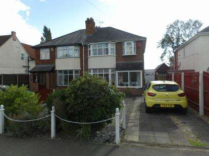 3 Bedrooms Semi Detached House for sale in Leicester Road, Thurcaston, Leicester, Leicestershire