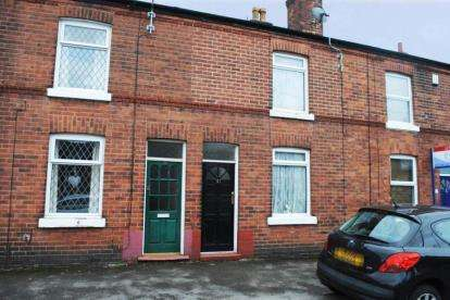 2 Bedrooms Terraced House for sale in Belmont Avenue, Warrington, Cheshire, WA4