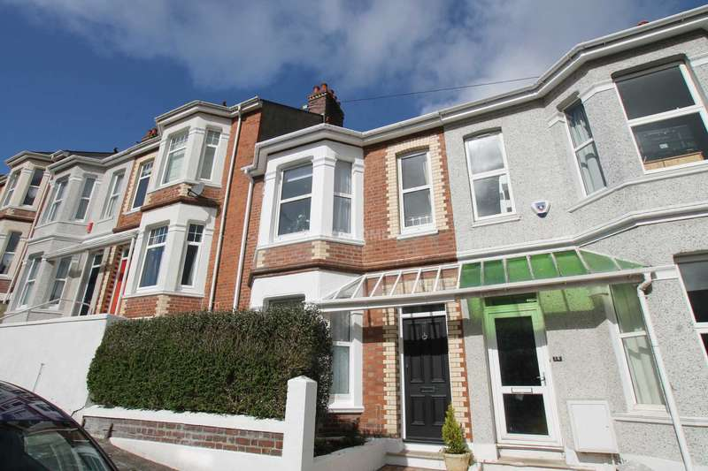 3 Bedrooms Terraced House for sale in Kinross Ave, Lipson, PL4 7EX