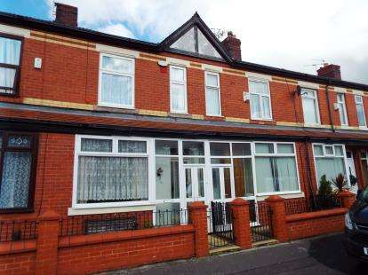 2 Bedrooms Terraced House for sale in Gerald Road, Salford, Greater Manchester