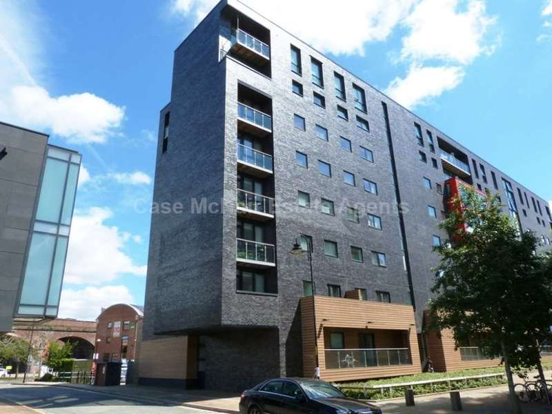 1 Bedroom Apartment Flat for sale in Potato Wharf, Castlefield, Manchester,M3 4BH