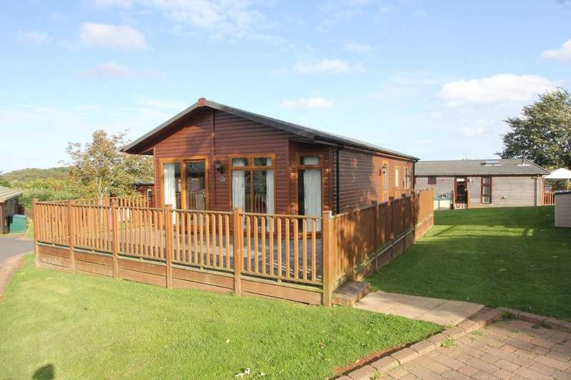 2 Bedrooms Mobile Home for sale in Sunset View, Devon Hills Holiday Village