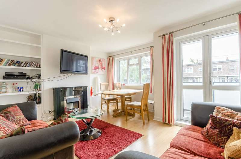3 Bedrooms Flat for sale in Shaftesbury Street, Islington, N1