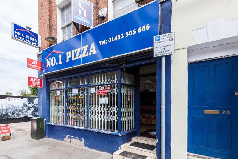 3 Bedrooms Commercial Property for sale in Worcester Street, Gloucester, Gloucestershire, GL1