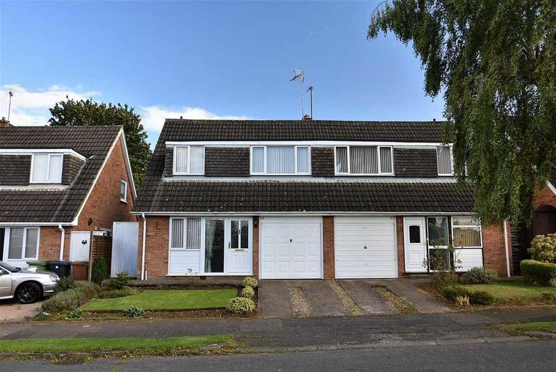 3 Bedrooms Semi Detached House for sale in Roche Way, Wellingborough, NN8 5YF