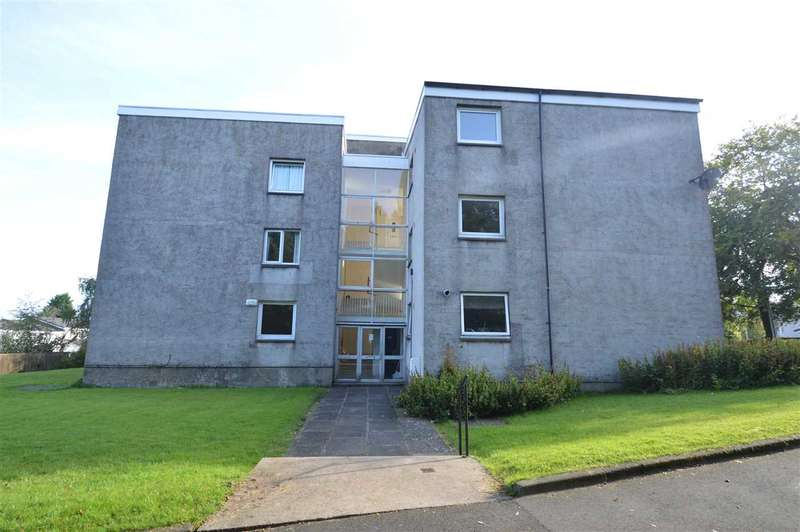 1 Bedroom Apartment Flat for sale in Clutha Place, East Kilbride - 1 bedroom first floor flat with lock up garage
