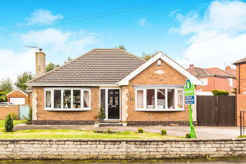 3 Bedrooms Detached Bungalow for sale in Lower Malton Road, Scawsby, Doncaster, DN5
