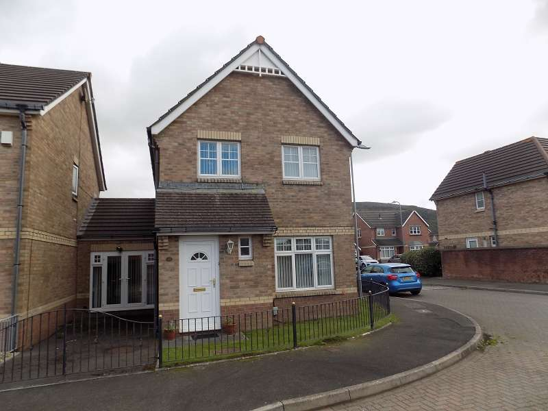 3 Bedrooms Link Detached House for sale in Chapel Close, Baglan Moors, Port Talbot, Neath Port Talbot. SA12 7DB