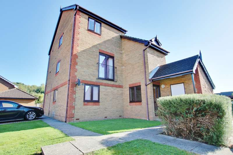 1 Bedroom Flat for sale in Unwin Close, Waterside Park