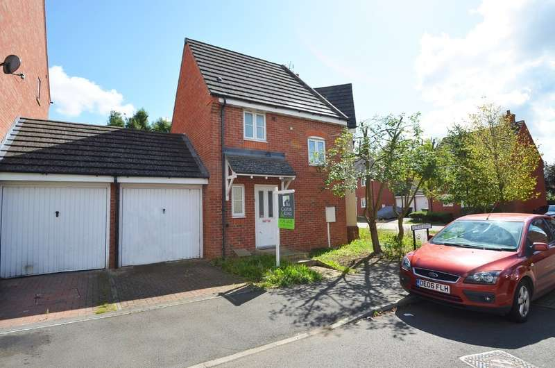 3 Bedrooms House for sale in Outram Avenue, Long Lawford, Rugby