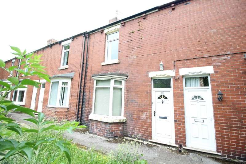 2 Bedrooms Property for sale in Coronation Terrace, Willington, Crook, DL15