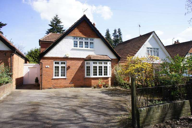 4 Bedrooms Detached House for sale in Kidmore Road, Caversham Heights