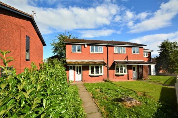 3 Bedrooms Semi Detached House for sale in 64 Blaydon Road, Pendeford, Wolverhampton, West Midlands