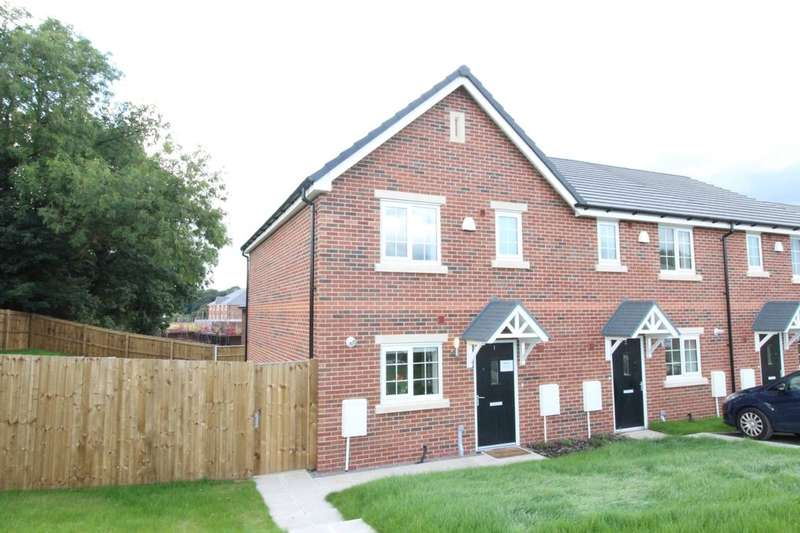 3 Bedrooms Semi Detached House for sale in Eardley Park, Congleton, CW12
