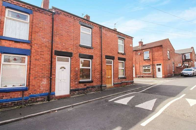 2 Bedrooms Terraced House for sale in Owen Street, St. Helens, WA10