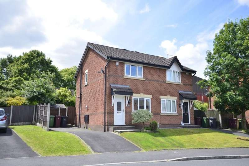 2 Bedrooms Semi Detached House for sale in Brentwood Drive, Farnworth, Bolton, BL4