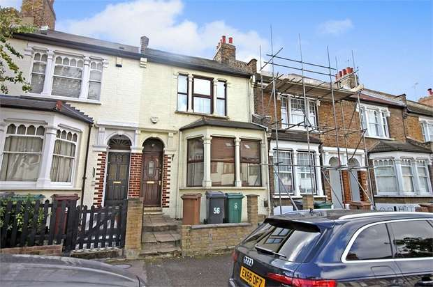2 Bedrooms Terraced House for sale in Pentire Road, Walthamstow, London