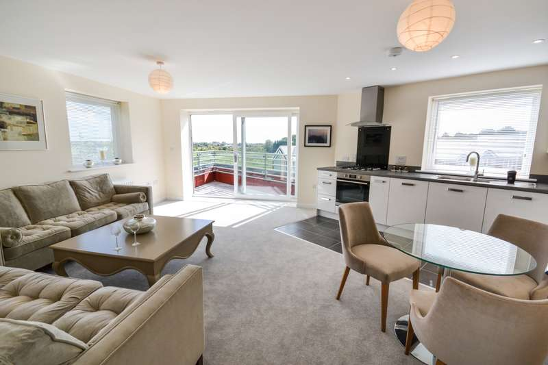 2 Bedrooms Flat for sale in Abingdon Court, Weavers Close, Eastbourne, BN21