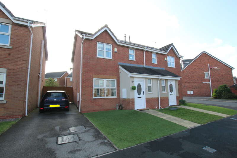 3 Bedrooms Semi Detached House for sale in Stonefont Close, Walton, Liverpool, L9