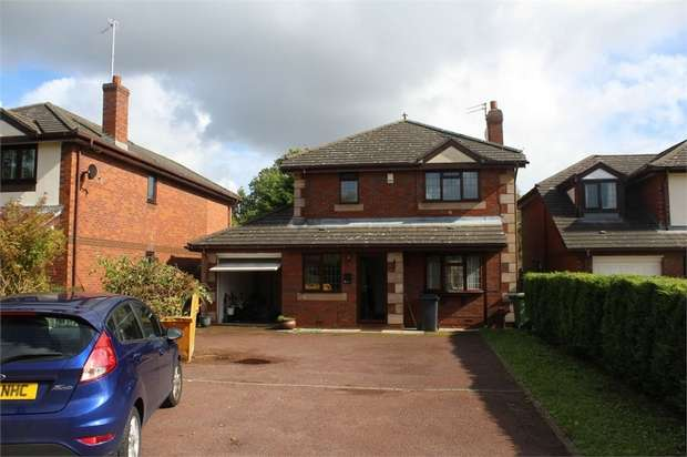 3 Bedrooms Detached House for sale in Prescot Road, Widnes, Cheshire