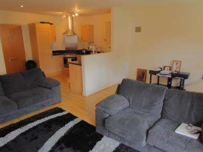2 Bedrooms Flat for sale in Burgess House, 11 Burgess Street, Leicester