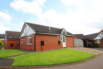 2 Bedrooms Bungalow for sale in Belgrave Close, Griffin, Blackburn, Lancashire, BB2