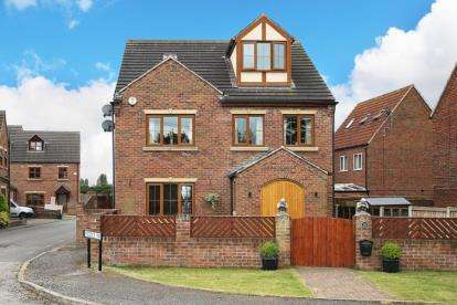5 Bedrooms Detached House for sale in Old Epworth Road, Hatfield, Doncaster