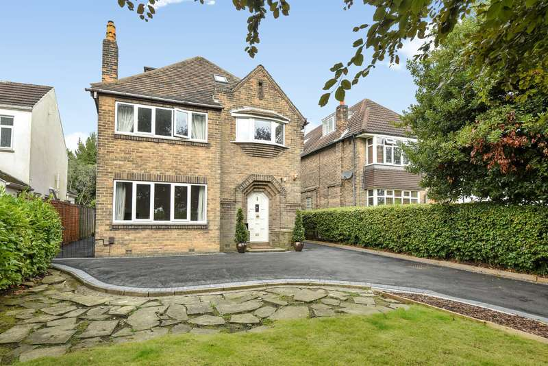 4 Bedrooms Detached House for sale in Adel Lane, Leeds, LS16 8BY