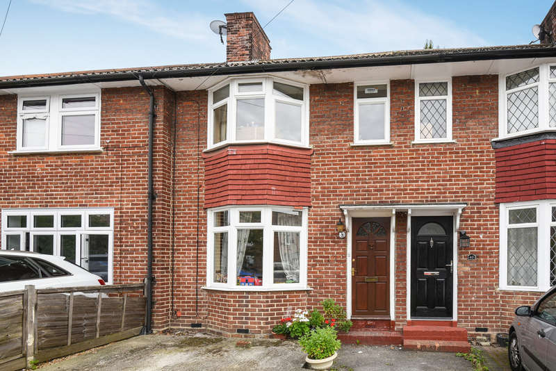 3 Bedrooms Terraced House for sale in Charminster Road, Mottingham, SE9