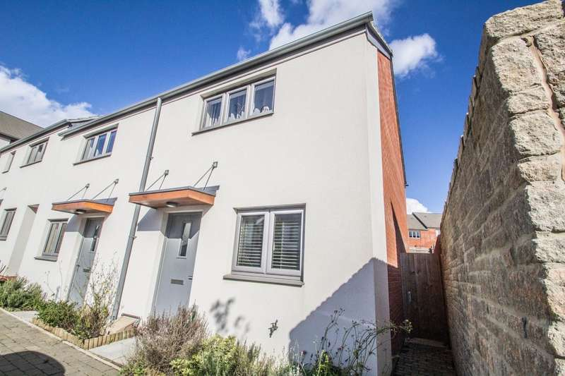 2 Bedrooms End Of Terrace House for sale in Devonport, Plymouth